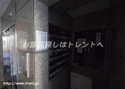 【エントランス】パークハイム牛込