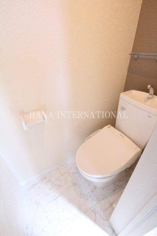 【トイレ】 ユナイト登戸グリニッジの杜