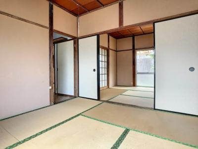 【居間・リビング】彦島塩浜町K邸2