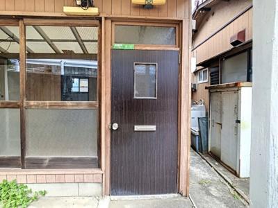 【玄関】彦島塩浜町K邸2
