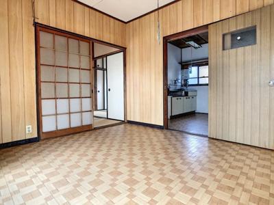 【洋室】彦島塩浜町K邸2
