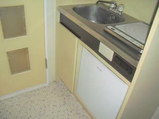 【キッチン】座間市相模が丘2丁目2棟一括売アパート