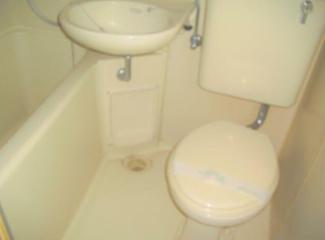 【浴室】座間市相模が丘2丁目2棟一括売アパート