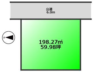 【土地図】千葉市緑区あすみが丘 売地 外房線土気駅