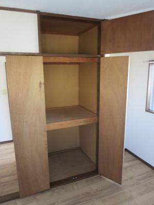 4.5帖洋室収納開放