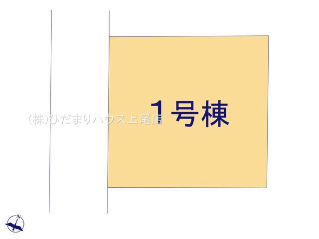【区画図】西区二ツ宮 新築一戸建て リーブルガーデン 01