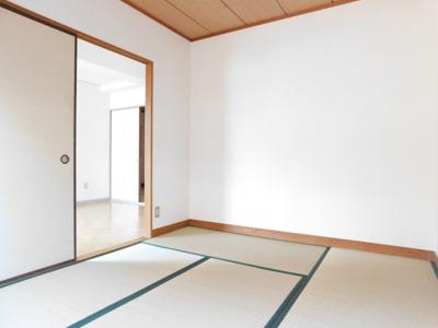 【寝室】セゾン舞子