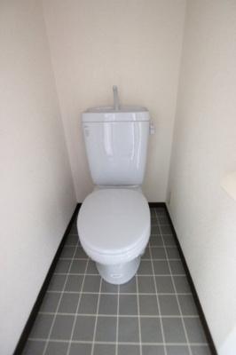 【トイレ】メイプルハイツ壱番館