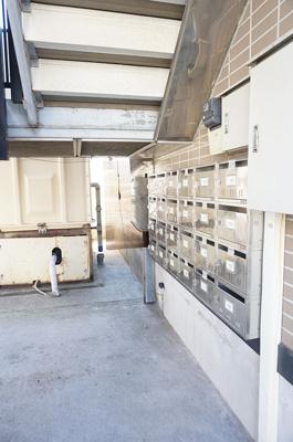 【設備】メイプルハイツ壱番館