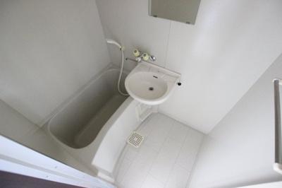 【浴室】メイプルハイツ壱番館