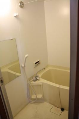 【浴室】レジデンス前田