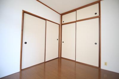 【寝室】NEWさぬき荘B棟