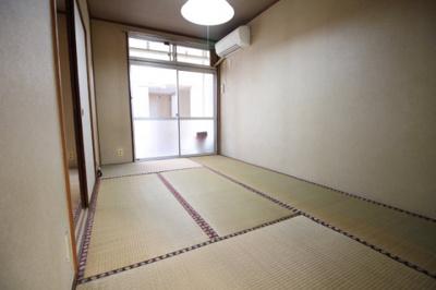 【和室】NEWさぬき荘B棟
