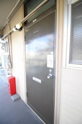 【玄関】NEWさぬき荘B棟