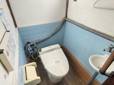 【トイレ】吉見本町1丁目T貸家