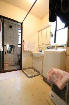 洗面所です 三郷新築ナビ