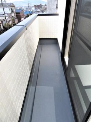 【バルコニー】池田市畑3丁目 新築戸建