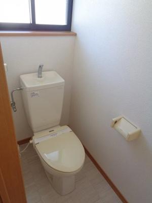 【トイレ】フォレストハウス