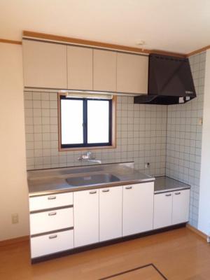 【キッチン】フォレストハウス