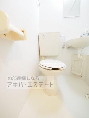 【トイレ】メインフィールド本郷