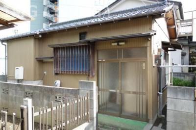 【外観】黒田貸家