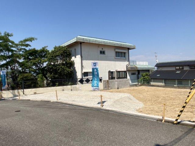 【前面道路含む現地写真】仁川百合野町Ⅰ 1号地