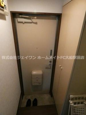 【玄関】ドルフィン宮前