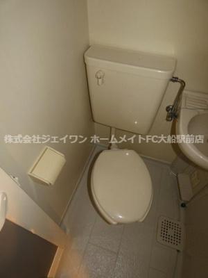 【トイレ】ドルフィン宮前