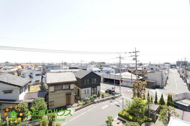 【展望】栗橋駅前ハイツ