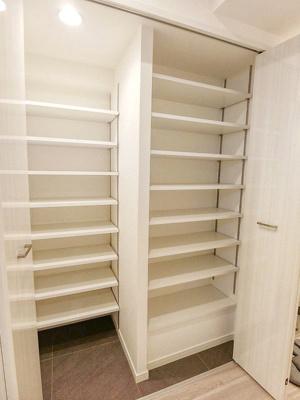 【収納】ライオンズマンション横浜第2A館