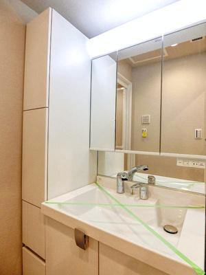 【洗面所】ライオンズマンション横浜第2A館
