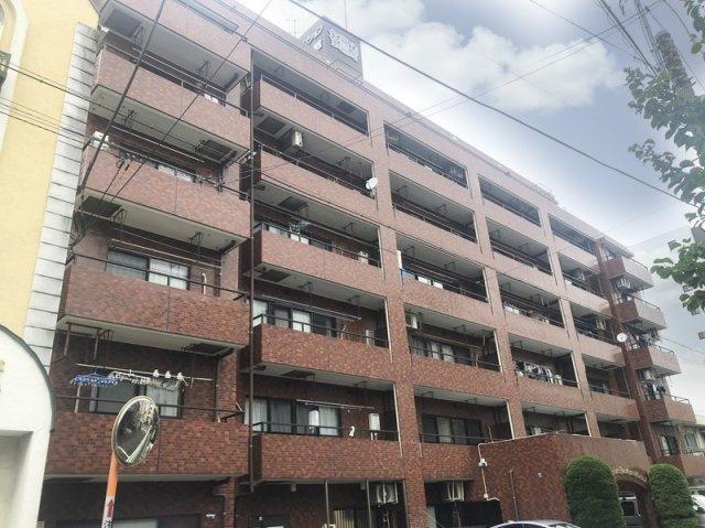 【外観】ライオンズマンション横浜第2A館
