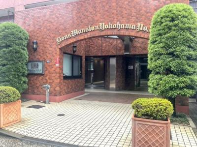 【エントランス】ライオンズマンション横浜第2A館