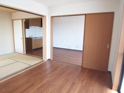 広々とお部屋を活用できます