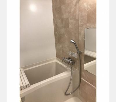 【浴室】ウェルスクエアイズム三軒茶屋