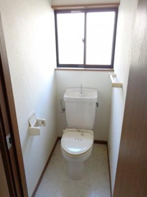 【トイレ】ビューテラスたきA