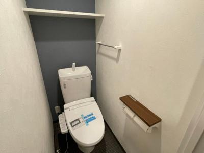 【トイレ】ラ・ピスタ