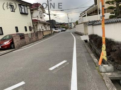 【前面道路含む現地写真】姫路市辻井7丁目/中古戸建