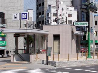 地下鉄西田辺駅徒歩13分