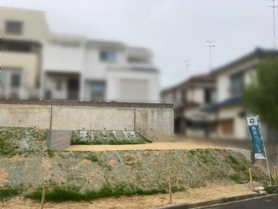 【外観】松風町4号地 売土地
