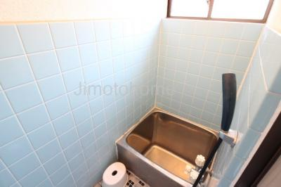 【浴室】港区福崎貸家