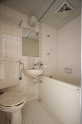 【浴室】ワッソンビル比治山