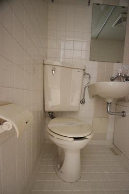 【トイレ】ワッソンビル比治山