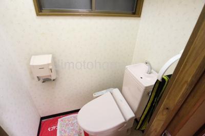 【トイレ】港区三先2丁目貸家