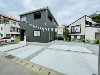 【駐車場】沼津市下香貫第22 新築戸建 2号棟