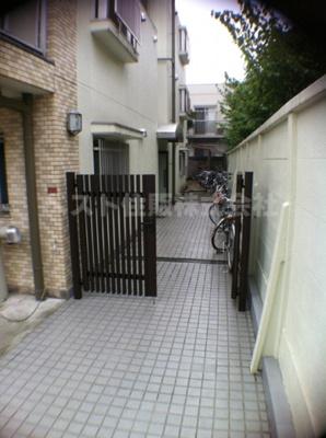 【外観】モナークマンション桜上水