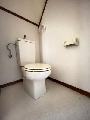 【トイレ】桃山台タウンハイツ