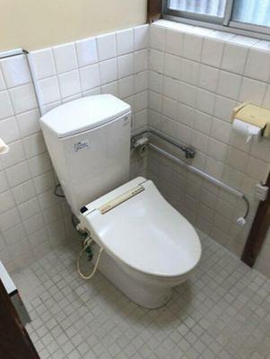 【トイレ】小金原戸建