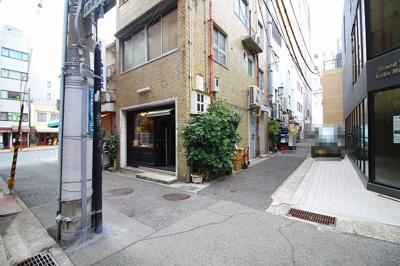 【周辺】グランテラス神戸元町 西棟