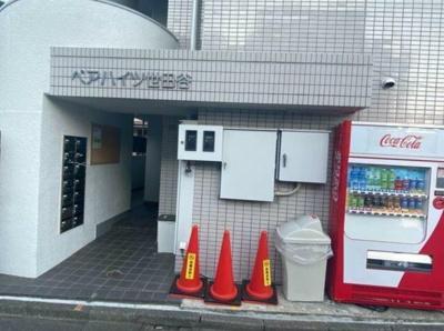 【エントランス】ペアハイツ世田谷